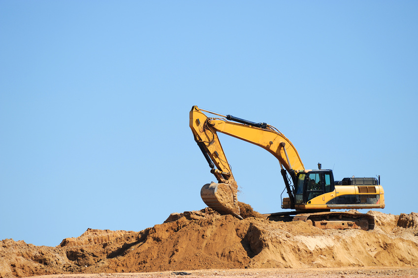 Taking Care of Your Final Drive Motor For a Komatsu Excavator